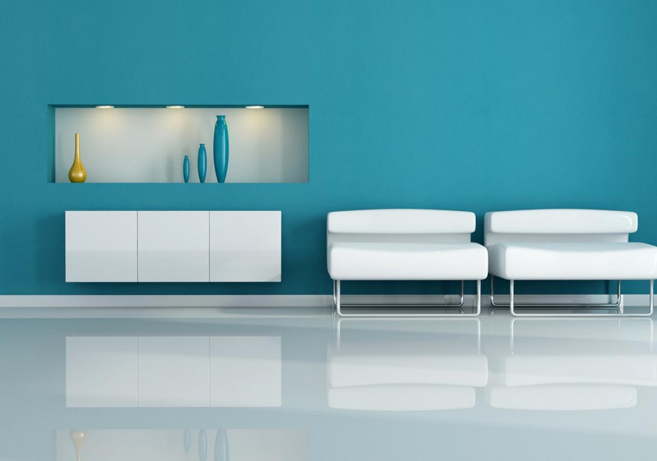 Peinture Interieure Et Decoration Pronuances Peintre Decorateur